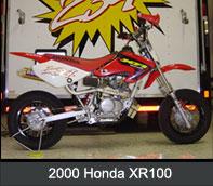 2000 Honda XR100
