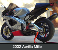 2002 Aprilla Mille