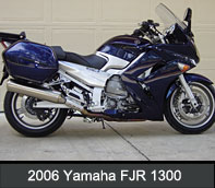 2006 Yamaha FJR