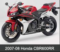 2007-08 Honda CBR600RR